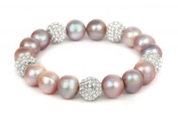 CB105 PINK PEARL WHITE CRYSTAL
