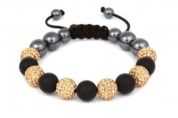 CB107 Frosted onyx and gold crystal 10mm.jpg