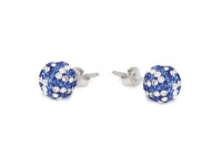 ECUJ11 Sapphire white crystal earrings.jpg