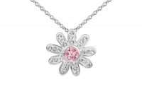PF015 15mm Baby Pink crystal flower pendant with silver fittings.jpg