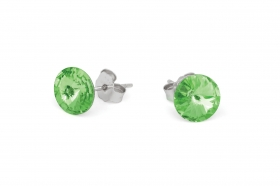 es-round-round-green-crystal-earrings