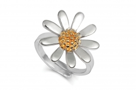 TR20 GP Daisy Ring 20mm
